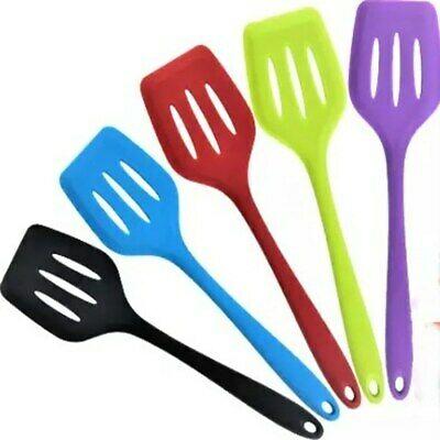 Silicone Turner 31 cm Large, easy to use plus GOOD QUALITY & VALUE (UK SELLER)