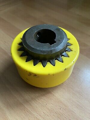 David Brown Industrial Gear Coupling Size 1