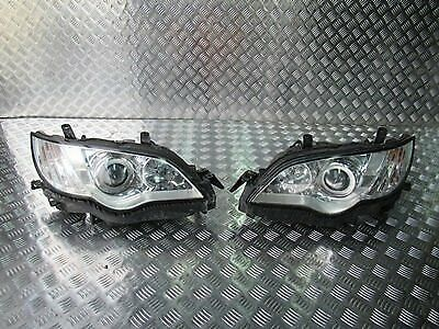 JDM 05-08 Fit For Subaru Legacy B4 BP5 BL5 Front Kouki HID Xenon Headlight Light