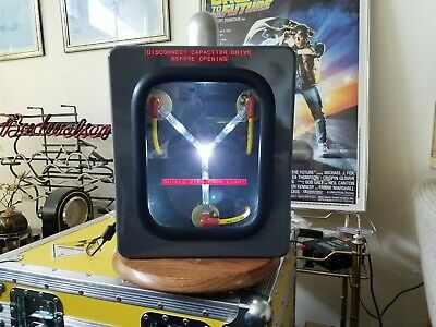 Flux capacitor replica movie prop Back to the Future