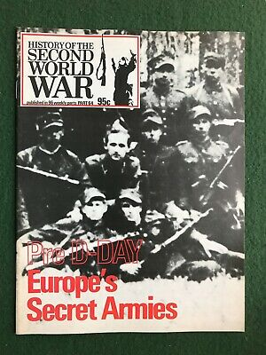 Choose Pick Issue Vol 456 Magazine 1960s The History Of The Second World War