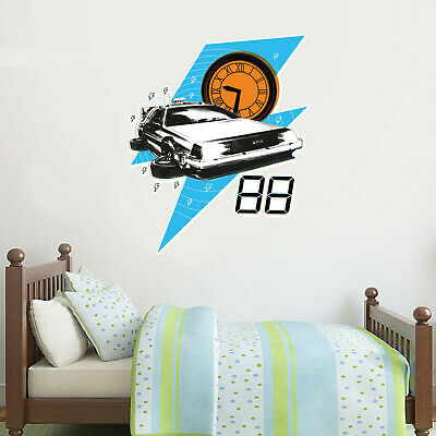 Back to the Future Wall Decals Stickers Graphics Official New