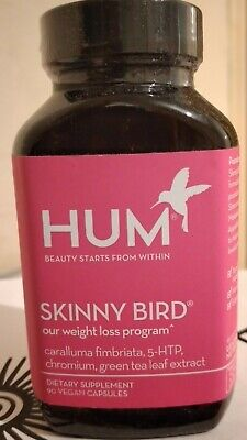 Hum Nutrition Skinny Bird Hepls In Weight Loss&curb Appetite,hepls Control...