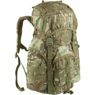 Pro-Force New Forces Rucksack 25L Outdoor Water Resistant Military Hunting Grey