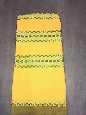 Vintage 1960s/1970s Tablecloth