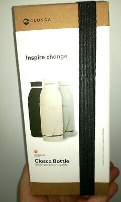 Closca Bottle Savanna  - Gris - En Envase Original -
