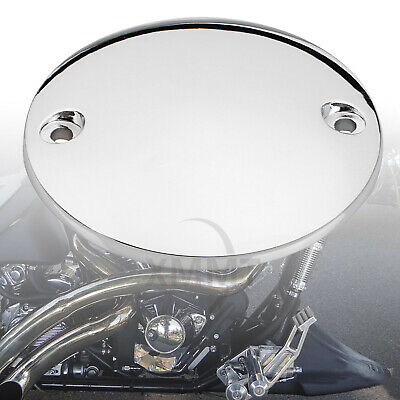 Tuning/_Store Chrome w//Black Skull Ignition Timing Cover for 1971-2003 Harley Sportster The Best Accessories for Tuning and Upgrading Your Iron Horse