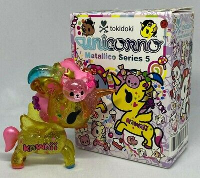 "SDCC 2020 Tokidoki Con Unicorno Metallico Series 5 Honeybee 3/"" Vinyl Figure"