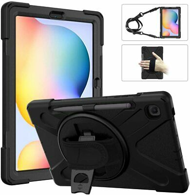MoKo Full-Body Cover 360 Degree Rotate Case for Samsung Galaxy Tab S6 Lite 2020