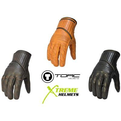 Torc Cajon Gloves Leather Cold Weather XS-3XL