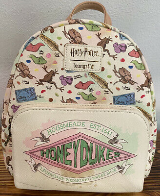 Authentic Loungefly Harry Potter Relic Tatoo Mini Backpack 99 95 Picclick