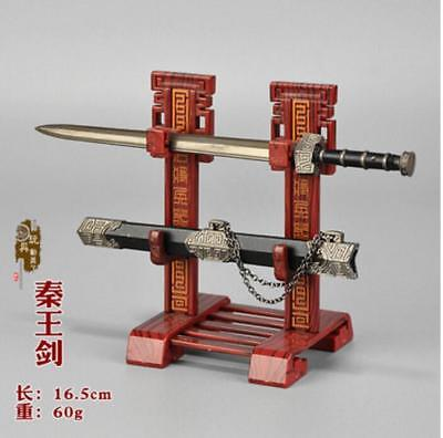 Wooden /& Metal Pike Spear Model Chinese Ancient Weapon Toys Type B 1//6 Scale