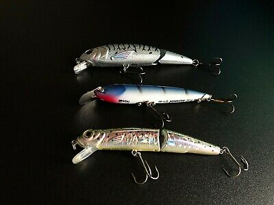 Abu Garcia Hi-Lo Floating Lures 20cm 100g Assorted Colours Fishing Tackle
