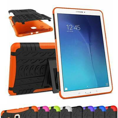 For Samsung Galaxy Tab E Lite 9.6 S2 S3 8.0 T230 Tablet Rugged Stand Case Cover
