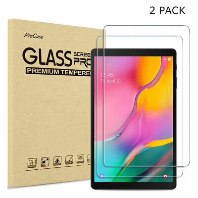 "Tempered Glass Screen Protector For Samsung Galaxy Tab A 10.1"" 8.0"" 8.4"" Tablet"