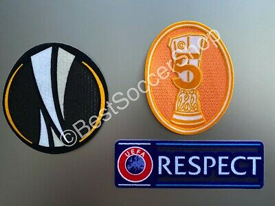 uefa europa league 5 winner patch sevilla new 11 00 picclick uefa europa league 5 winner patch