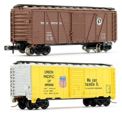 Bachmann 1860 Old Timers Union Pacific Water Tank Train Car N Gauge Scale 11B