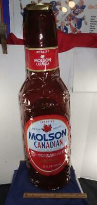 COORS Molson beer water beach pool INFLATABLE blow up NEW Canada