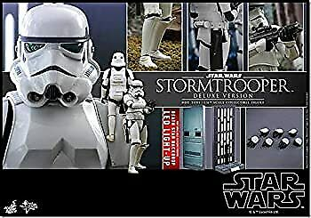 Second Hand Hot Toys Movie Master Piece Star Wars 1/6 Scale Figure Stormtrooper