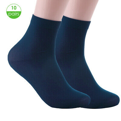 10Pairs/Lot Mens Soft Disposable Try On Socks Summer Thin Breathable Socks NEW