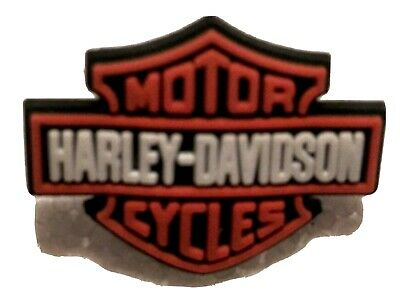 Harley Davidson Motor Cycles  Shoe Charms! For Crocs, Bracelets, Crafts & More!