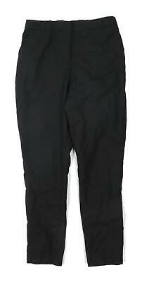 George Boys Black Trousers Age 11-12