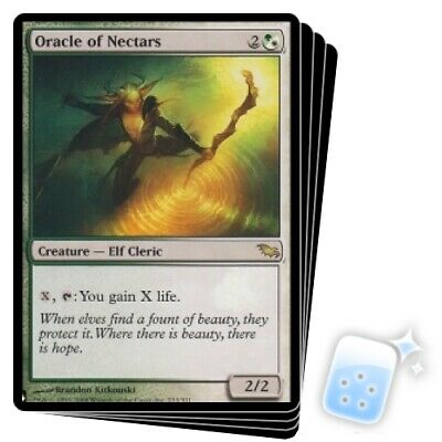 1x Oracle of Nectars NM-Mint English Mystery Booster MTG Magic