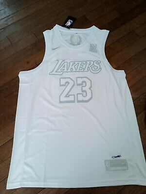 Maillot NBA LeBron James Los Angeles Lakers Taille XXL