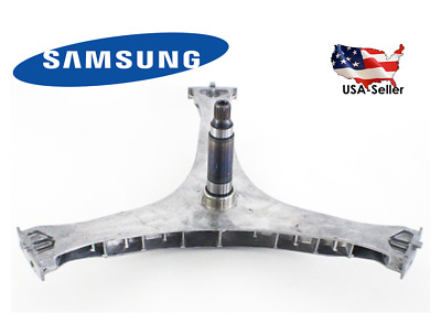 6 Screws Flange Shaft Compatible with Samsung Washer DC97-16509B DC60-00096A