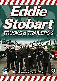 Eddie Stobart: Fully Loaded Trucks and Trailers Series 3 BRAND NEW