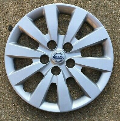 1x Hubcap will fit 2015 2016 Nissan Sentra 53089 Wheel Cover 16 inch