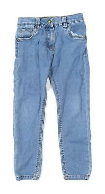 Denim Co Girls Blue Jeans Age 5-6 Years