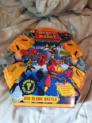 New Ready 2 Robot Big Slime Battle Series 1 Are You Ready To Battle