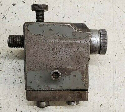 South Bend Model 400 Lathe Micrometer Carriage Stop