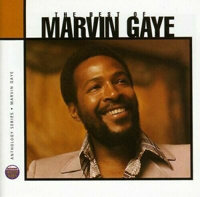 The Best of Marvin Gaye [Motown Anthology Series] (CD, 1995)