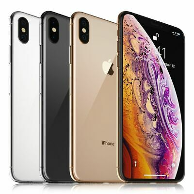 New Apple iPhone XS MAX 64GB Factory Unlocked T-Mobile AT&T Verizon Smartphone