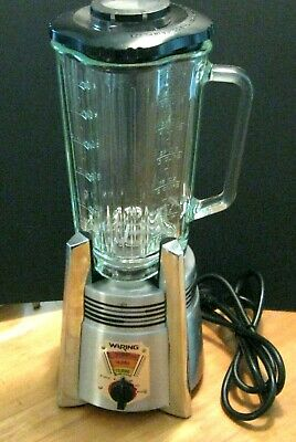 Waring Pro Professional Rpm Blender Rb75 Clean Ready