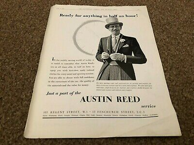 Advert 11x9 Austin Reed Clothing Service 11 99 Picclick Uk