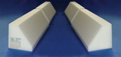 Toddler Bed Rail Bumper, [2-Pack] Foam Bed Bumpers for Kids Magic Bumpers