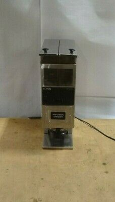 Bunn Precision Commercial Coffee Grinder G9-2-HD Series W/ Dual Hoppers 120V
