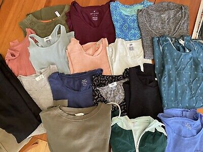 Lot Of 17, Mixed Brands, Womens Size XS