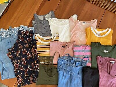 Lot Of 14, Mixed Brands, Womens Size Small