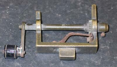 Antique Clock Mainspring Winder