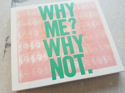 Liam Gallagher -Why Me? Why Not Deluxe Edition CD Like New Bonus Tracks/Oasis