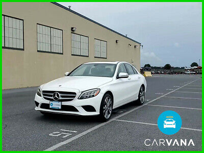 2020 Mercedes-Benz C-Class NOT YET AVAILABLE NOT YET AVAILABLE AWD Automatic 9-Spd 9G-Tronic 4-Cyl Turbo 2.0 Liter ABS (4-Wheel) Air