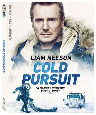 Cold Pursuit [Blu-ray], New