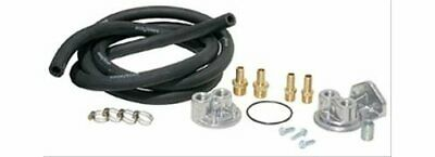 Perma-Cool Single Oil Filter Relocation Kit (22 x 1.5mm THD)