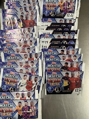 200xTopps Match Attax UEFA 19/2020 Season  £2