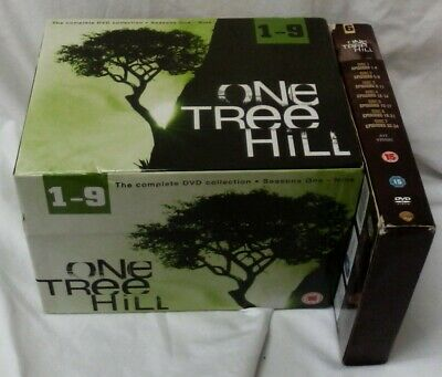 One tree Hill Complete Series All Seasons 1-9