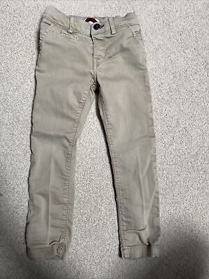 Little Marc Jacobs Boys Age 4 Chinos Trousers Jeans